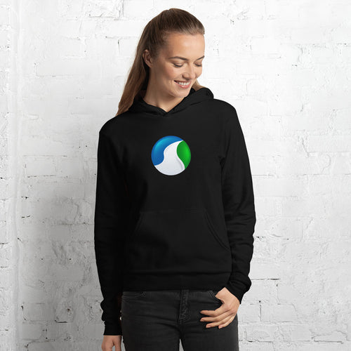 Path to Happiness Unisex Hoodie