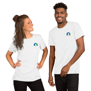 Path to Happiness Short-Sleeve Unisex T-Shirt