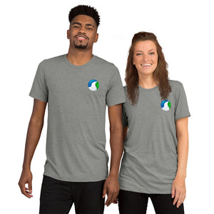 Path to Happiness Short Sleeve T-Shirt