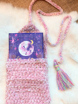 Handmade Crochet Tarot/Oracle Cards Bag
