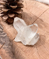 Himalayan Quartz Cluster Point