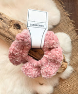 Handcrafted Crochet Scrunchie