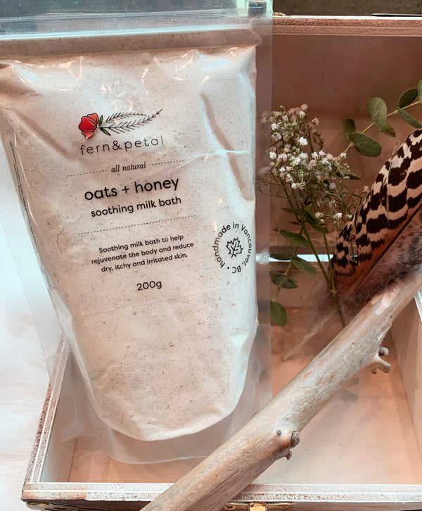 Oats & Honey - Soothing Milk Bath