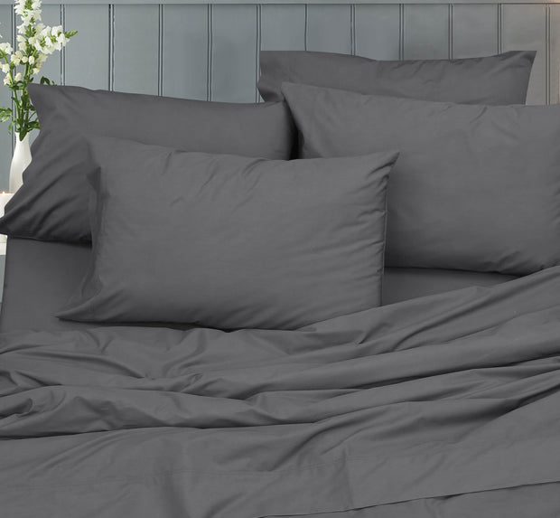 Ultimate Sateen - Boston Linen Co. Bed Sheet Set
