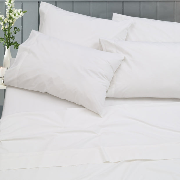 Superior Sateen - Boston Linen Co. Bed Sheet Set