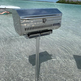 SAND BAR SERIES GRILL MOUNT FOR MAGMA GRILL