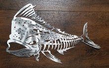 Load image into Gallery viewer, ALUMINUM MAHI SKELETON