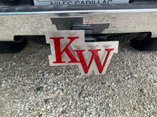 "Load image into Gallery viewer, KEY WEST CONCH ""KW"" HITCH COVER"