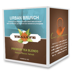URBAN BRUNCH — Teabox