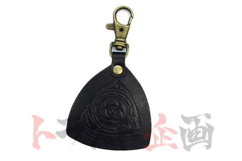 RE Amemiya Rotary Leather Key Holder ##103191027 - Trust Kikaku