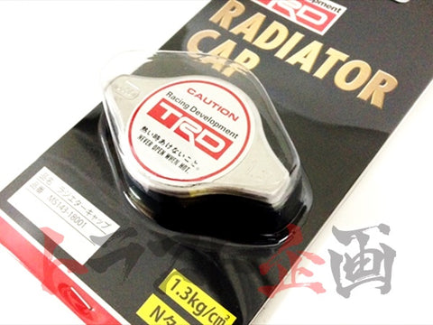 TRD High Pressure Radiator Cap N-Type 1.3bar #563121022 - Trust Kikaku