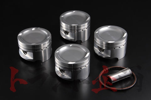 TOMEI Tomei Forged Piston Kit 85.5 For Evo 4G63 22/23 Tomei Engine ##612121341