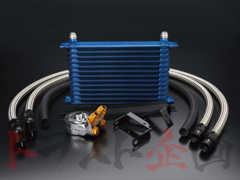 Trust GReddy Oil Cooler Kit STD 13 Rows - SXE10 ##618121242 - Trust Kikaku