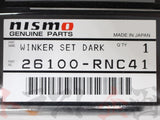 NISMO Smoke Lenses Side Indicator Set - BCNR33 BNR34 #660101091 - Trust Kikaku