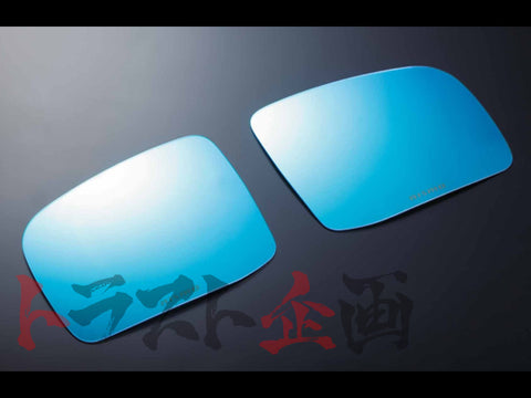 NISMO Multi Function Blue Mirror Set - GT-R R35 ##9636S-RNR50