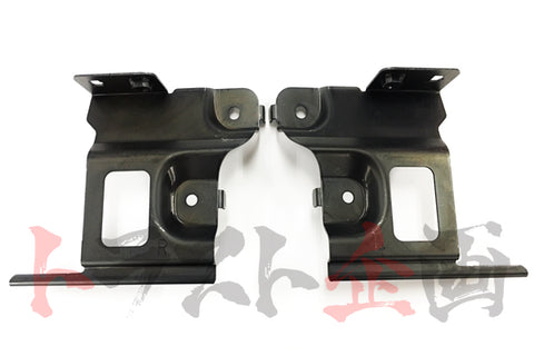 OEM Nissan Head Lamp Bracket Left & Right Set - BNR34 #663101547S1 - Trust Kikaku