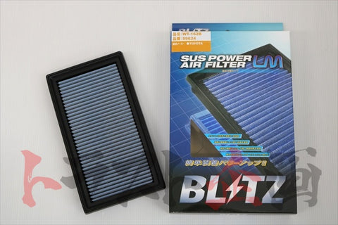 BLITZ Sus Power Air Filter LM - ZN6 ZC6 #765121133 - Trust Kikaku