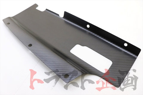 NISMO Omori Factory Carbon Radiator Cooling Plate - BNR34