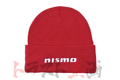 NISMO Basic Series Knit Cap Red S##KWA05-50D10-RD