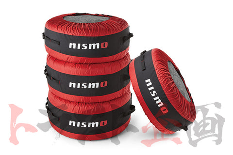 NISMO Tire Cover 4P Set S##KWA40-50K20