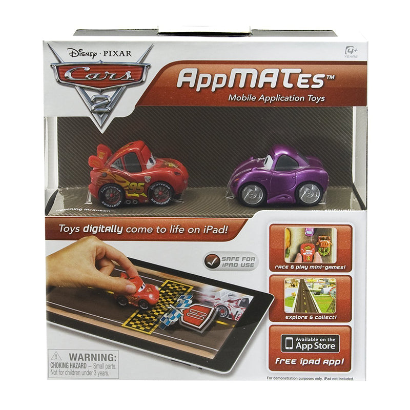 Ipad mobile touch screen racing game toy car