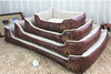 Image of Pet Kennel Washable Teddy Nest