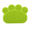 Image of Claw-shaped cat litter mat