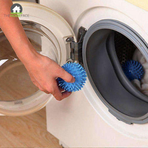 FREE Non-toxic Dryer & Fabric Softener Balls