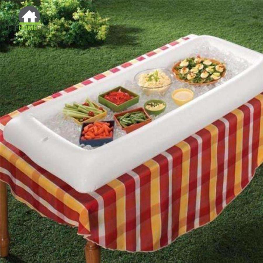Inflatable Food & Beverage Cooler