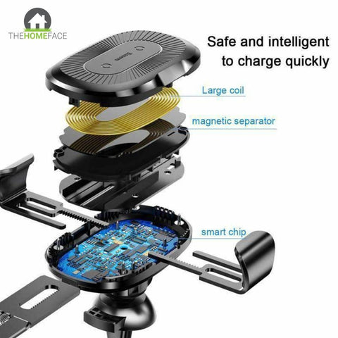 INTELLIGENT GRAVITY WIRELESS CHARGER