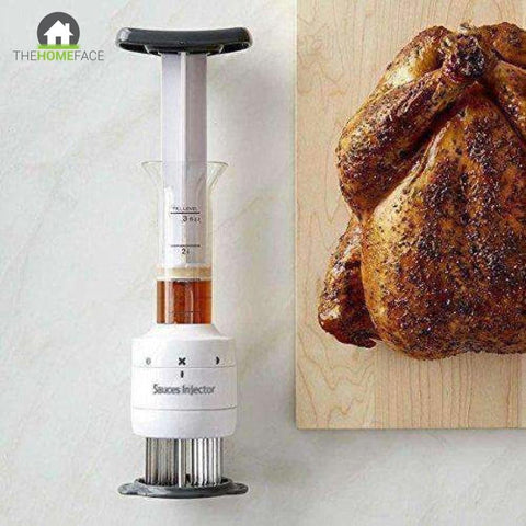 MAGIC MEAT TENDERIZER & INJECTOR