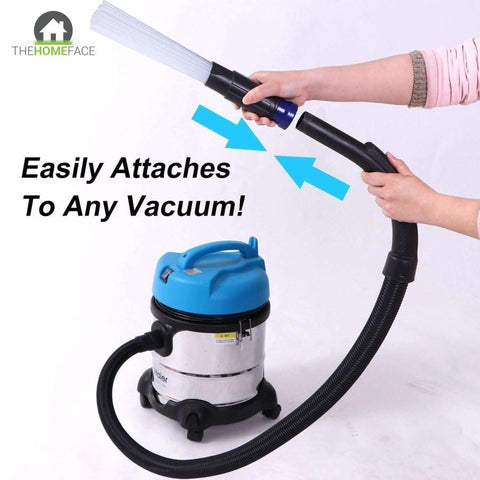 Magic Vacuum Brush
