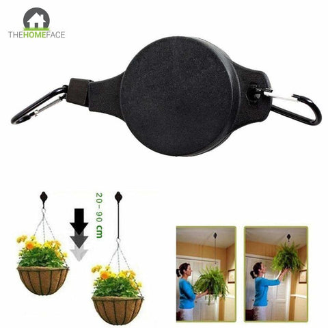 Retractable Plant Pulley (2 Pack)