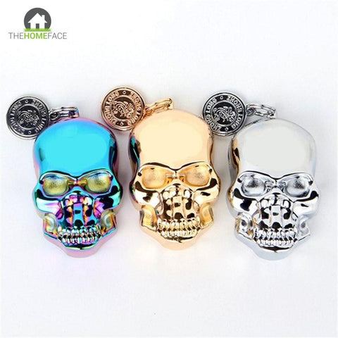 Skull Keychain Pedant Flameless Ligther *Limited Edition*