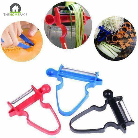 The Magic Trio Peeler Set (3 Peelers)