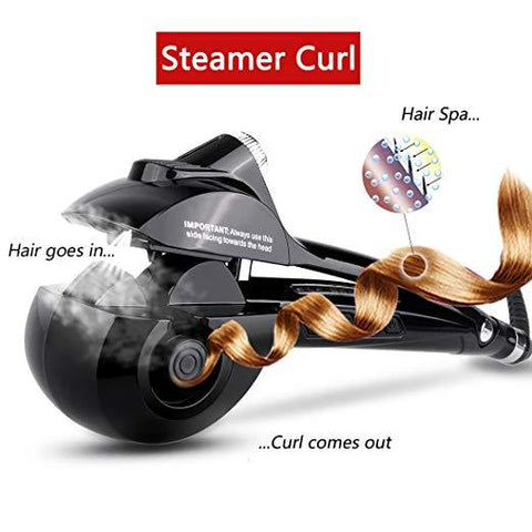 TheHomeFace Professional Steam Curler ™