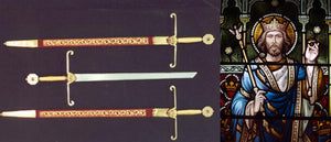 Famous Swords That Changed Worlds History