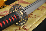 Fully Handmade Japanese Samurai Sword Katana 1060 High Carbon Steel Functional - Handmade Swords Expert