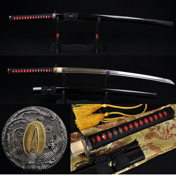 Japanese Samurai Katana Phenix Sword High Carbon Steel