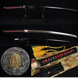 Japanese Samurai Katana Phenix Sword High Carbon Steel - Handmade Katanas Samurai Swords For sale
