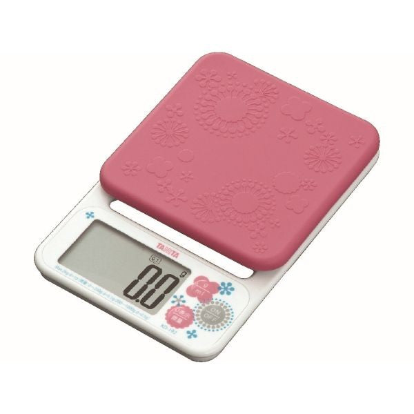 Kitchen Scale Pink