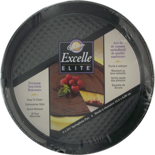 Excelle Elite Springform Pan