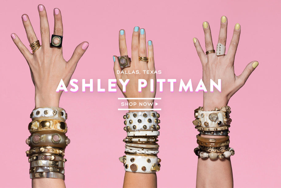 Ashley Pittman Jewelry