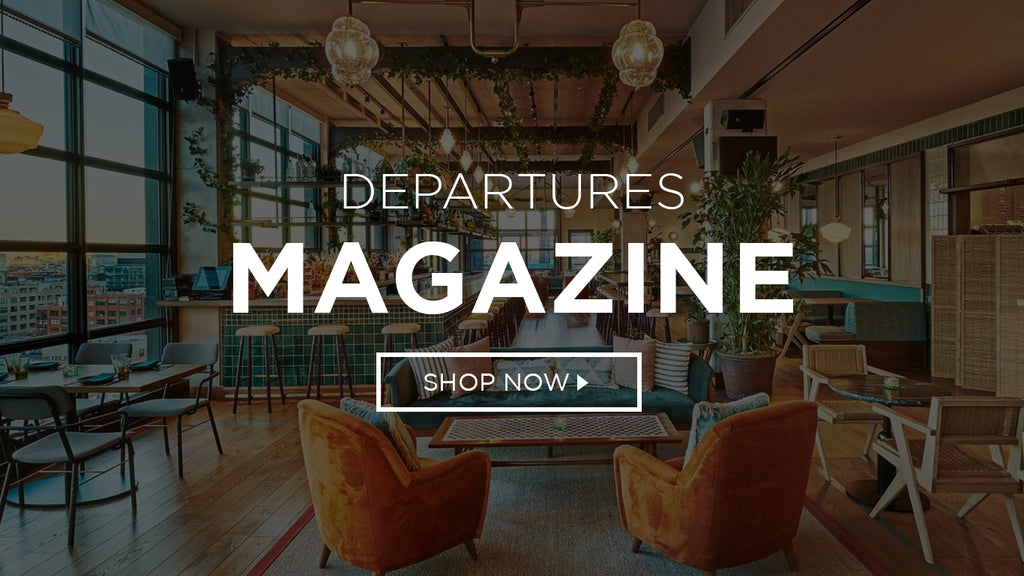 Departures magazine Subscription linked im age