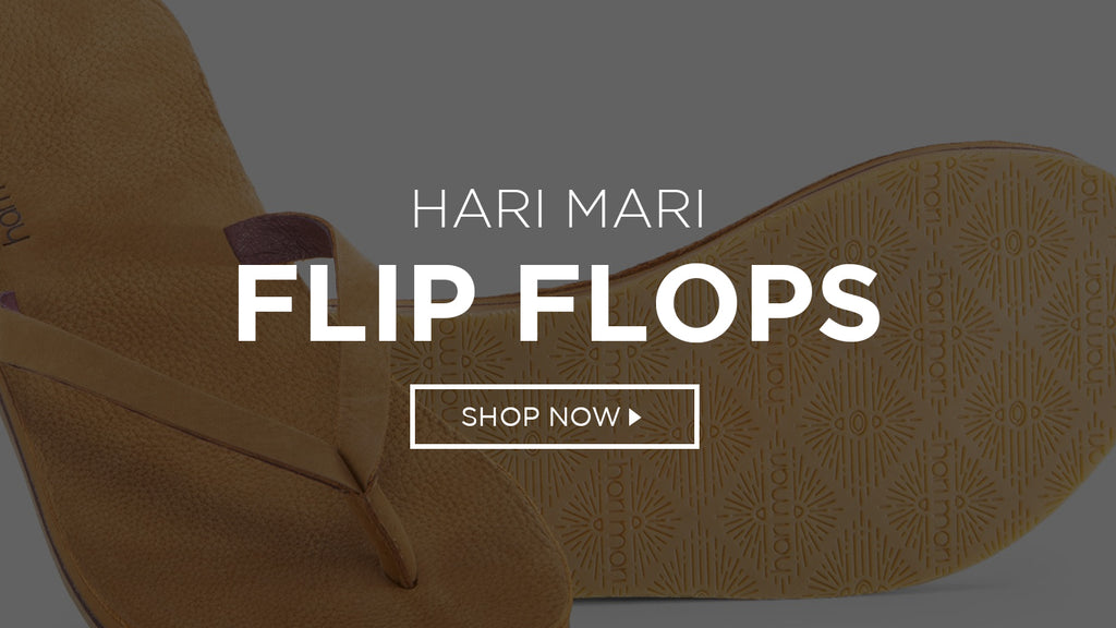 Shop Now Button for hari mari meadows flip flops
