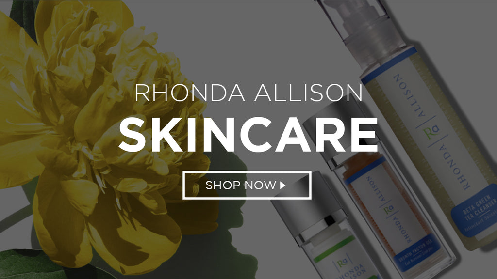 Rhonda Allison Skin Care linked image
