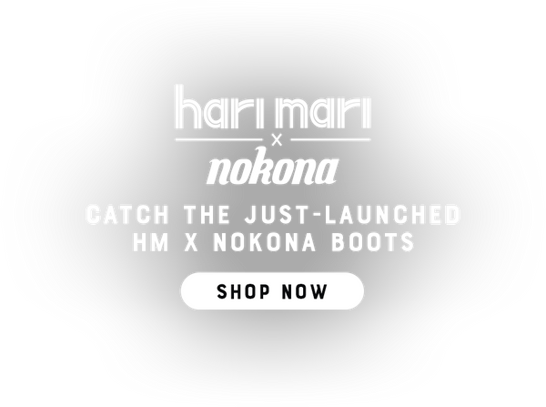Hari Mari x Nokona. Catch the just-launched HM x Nokona boots. Shop Now!