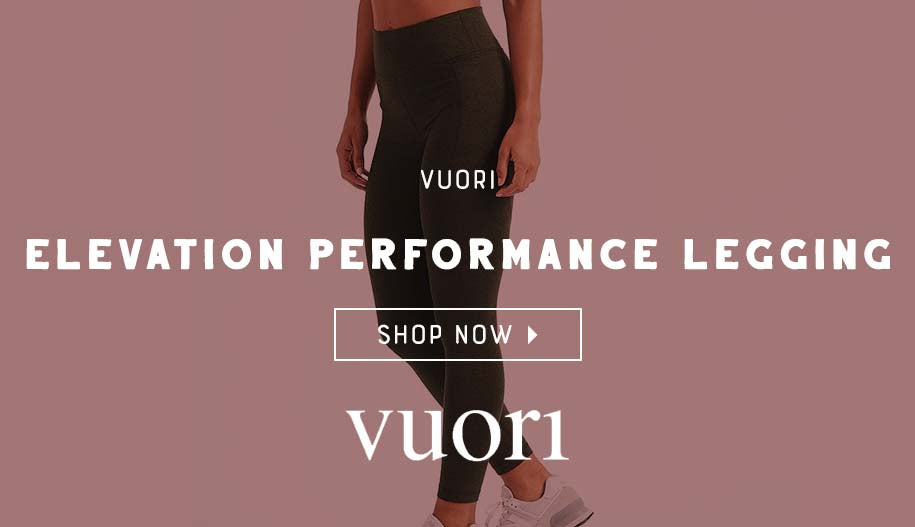 2019 Womens Gift Guide - Vuori