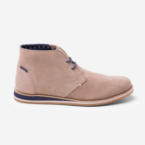 Adobe Desert Boot - Mens - Tan - Side View