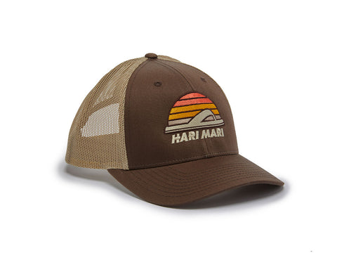 Sun-Flop | Trucker | Brown